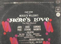 Here's Love       (Columbia KOS 2400)      Original Broadway cast LP