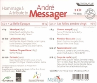 Hommage a Andre Messager       (2-Cascavelle VEL 3074)