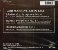 Igor Markevitch        (2-Living Stage 1085)