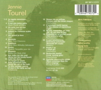 Jennie Tourel      (Decca 467 907)