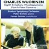 James Levine;  Peter Serkin  (Wuorinen)  Boston S.O.     (Bridge 9474)