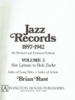 Jazz Records   (Brian Rust)      (0870004042)