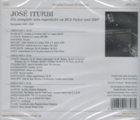 Jose  Iturbi       (3-Appian APR 7307)