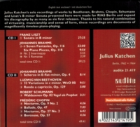 Julius Katchen      (2-Audite 23.419)