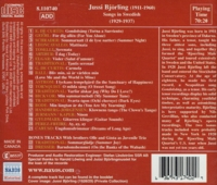 Jussi Bjorling, Vol. II         (Naxos 8.110740)