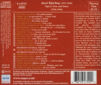 Jussi Bjorling, Vol. III        (Naxos 8.110754)
