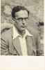 Klemperer, Otto  -  Unsigned photo postcard