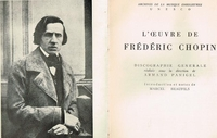 L'oeuvre de Frederic Chopin - Discography  (Armand Panigel)