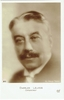 L�vad�, Charles. 1 Signed cabinet photo, July 16, 1901 5.5x7.5, 1 unsigned sepia photocard (213) A.N Paris