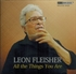 Leon Fleisher   -   All the Things You Are    (Bridge 9429)