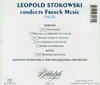Leopold Stokowski - Music from France, III     (Biddulph WHL 013)