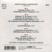 Les Arts Florissants  -  William Christie    (5-Harmonia Mundi 2908140.44)