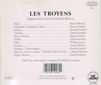 Les Troyens   (Robert Lawrence;  Steber, Resnik, Sarfaty, Singher, William Lewis)    (3-VAI 1006)