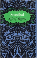 Life of Rossini       (Stendhal)       670-42790-X
