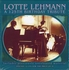 Lotte Lehmann             (4-Music & Arts 1279)