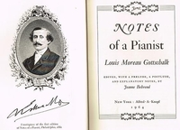 Notes of a Pianist     (Louis Moreau Gottschalk)
