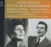 Lucia di Lammermoor  (Franci;  Peters, Corelli, Manuguerra, Giaiotti)   (2-Living Stage 1051)