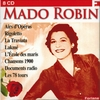 Mado Robin - 78rpm disks, Broadcasts, etc.  (8-Forlane 17004)