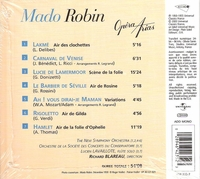 Mado Robin      (Accord 464)