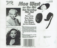 Mae West On the Air!;  Duke Ellington, Perry Como, Red Skelton    (Sandy Hook 2098)