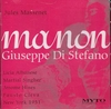 Manon   (Albanese, di Stefano, Singher, Hines)   (2-Myto 034.H080)