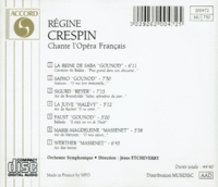 Regine Crespin;  Etcheverry      (Accord 200472)