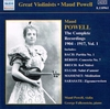 Maud Powell, Vol. I        (Naxos 8.110961)