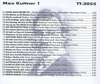 Max Kuttner            (Truesound Transfers 3055)