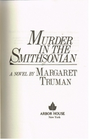 Murder in the Smithsonian    (Margaret Truman)
