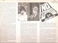 No Strings       (Capitol  O-1695)           Original Broadway cast LP