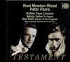 Noel Mewton-Wood;  Peter Pears    (Testament SBT 1493)
