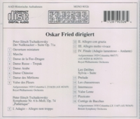 Oskar Fried         (Preiser 90326)