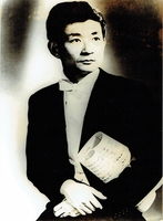 Ozawa, Seiji  -  Unsigned BW early photo