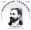 Pol Plancon, Vol. II                (Truesound Transfers 3017)