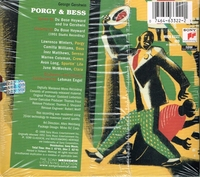 Porgy and Bess  (Gershwin)  (Lehman Engel;  Winters, Williams, Matthews, Avon Long)  (2-Sony MH2K 63322)