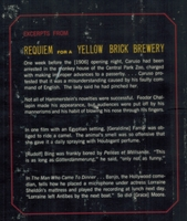Requiem for a Yellow Brick Brewery (Metropolitan Opera)  (John Briggs)