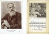 Rimsky-Korsakov, Nicolas. 1 unsigned sepia photo postcard, (306) A.N-Paris, 3.5x5.5