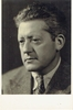 Rodzinski, Artur  -  unsigned sepia photo postcard
