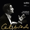 Sergiu Celibidache -  Berlin Recordings   (13-Audite 21.423)