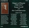 Singers of Russia              (Symposium 1151)