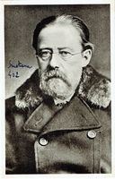 Smetana, Bed?ich. 1 sepia photo postcard (402) Editions a Noyer-Paris, 3.5x5.5