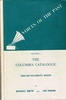 Smith & Cosens  -  Voices of the Past, Vol.VIII - Columbia Catalogue