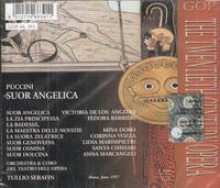 Suor Angelica  (Serafin;  de los Angeles, Barbieri,  Doro)  ( GOP 66.391)
