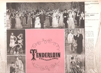 Tenderloin      (Capitol mono WAO 1492)     Original Broadway cast LP