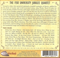 The Fisk Jubilee Quartet  (2-Archeophone 5020)