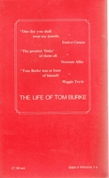 The Life of Tom Burke   (John D. Vose)      (9780950103617)