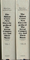 New Encyclopedia Great Composers   (Milton Cross)   (2 Vols.)  0-385-03635-3