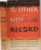 The Other Side of the Record         (Charles O'Connell)