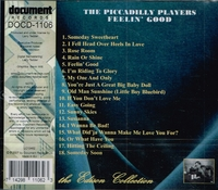The Piccadilly Players    (Document  1106)