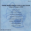 The Record Collector - 1998        (TRC 13)